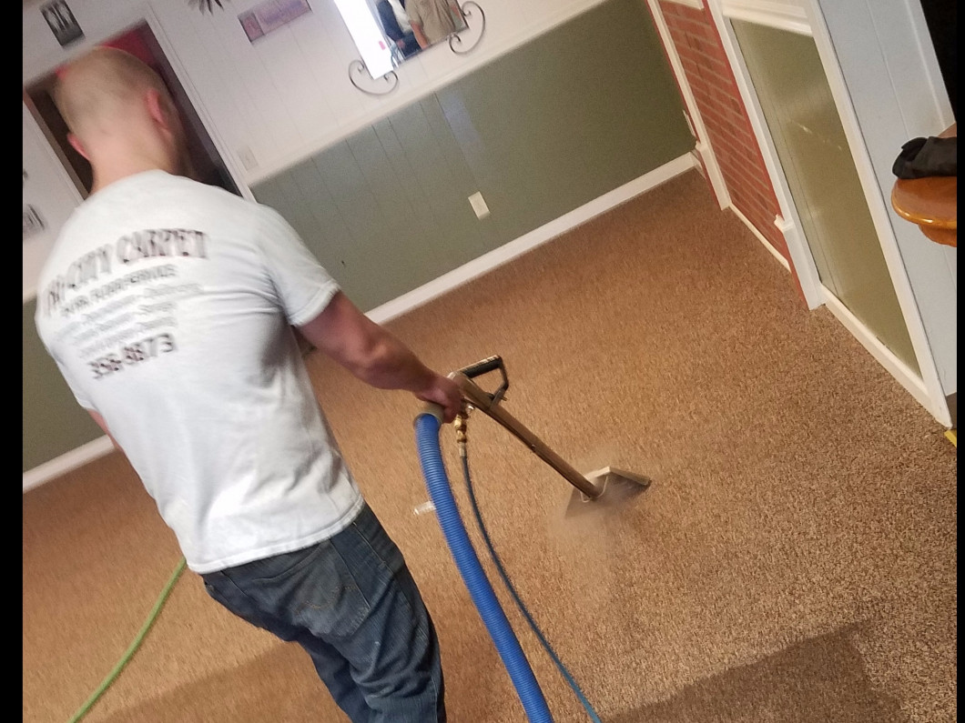 Tri-City Carpet Cleaning LLC services your whole home